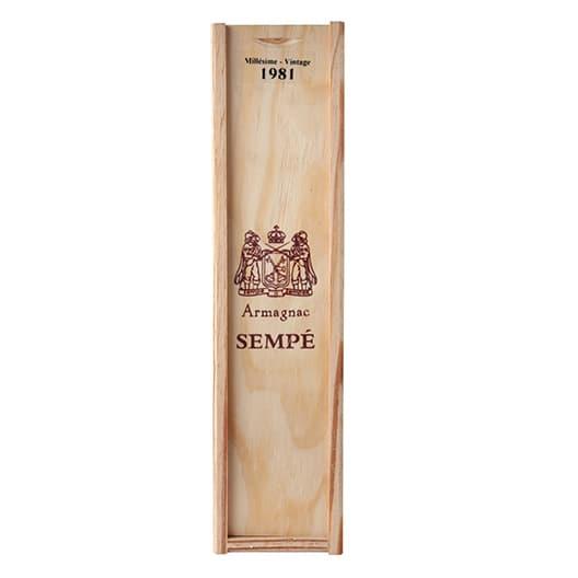 Арманьяк Sempe 1981 box