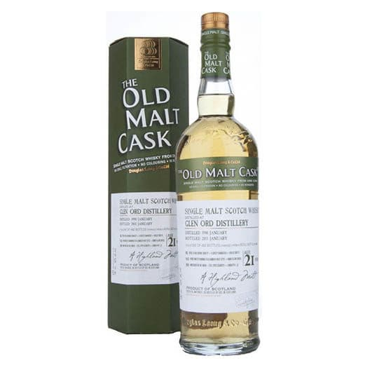 Виски Douglas Laing, Glen Ord 21