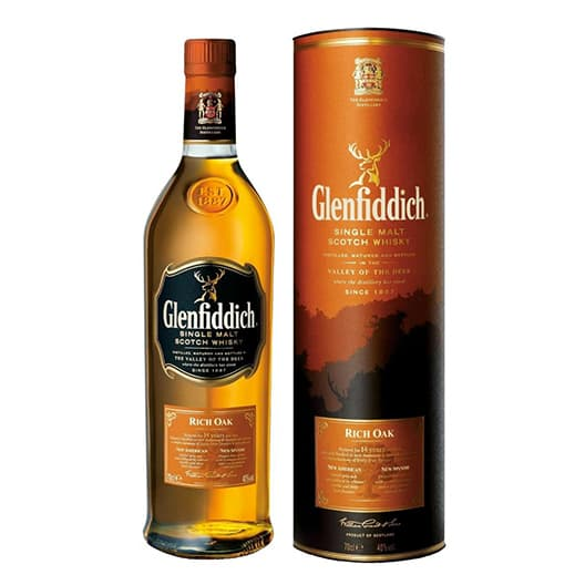 Виски GLENFIDDICH 14 YEAR OLD RICH OAK