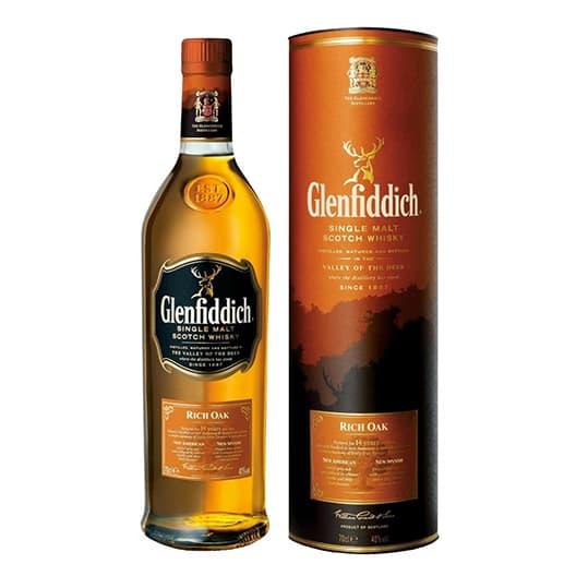 Виски GLENFIDDICH 14 YEAR OLD RICH OAK