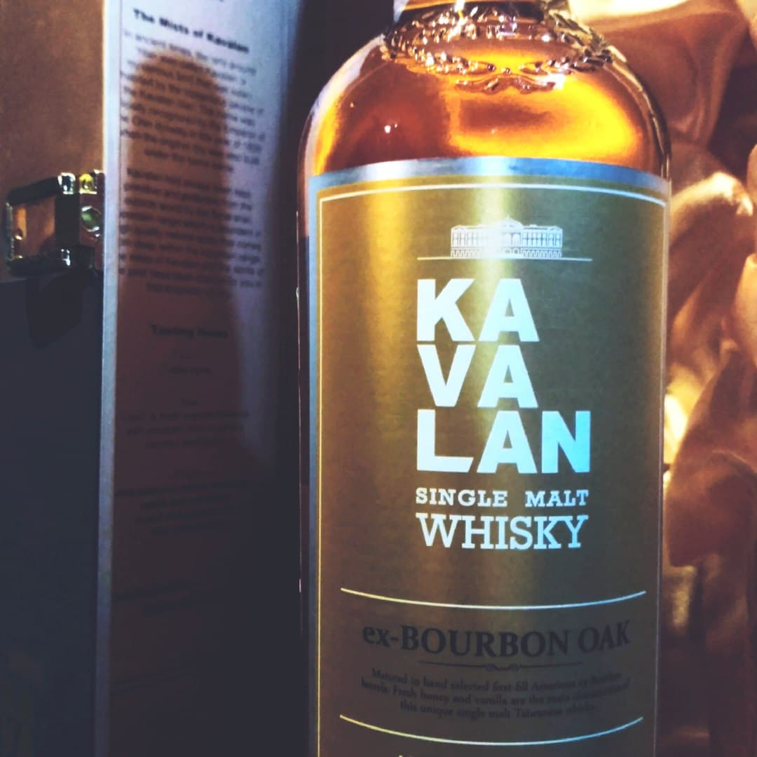 """Kavalan"" Single Malt, Ex-Bourbon Oak"