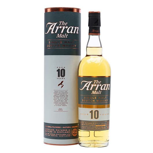 Виски ARRAN 10 YEAR OLD