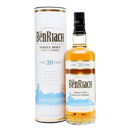 Виски BENRIACH 20 YEAR OLD