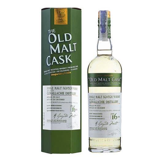 Виски GLENALLACHIE 16 YEAR OLD
