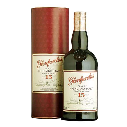 Виски GLENFARCLAS 15 YEAR OLD