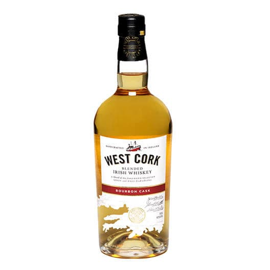 Виски WEST CORK BOURBON CASK