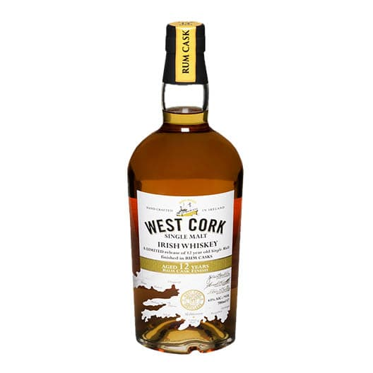 Виски WEST CORK 12 YO RUM CASK