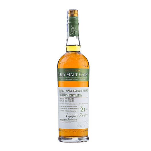 Виски BENRIACH 21 YEAR OLD