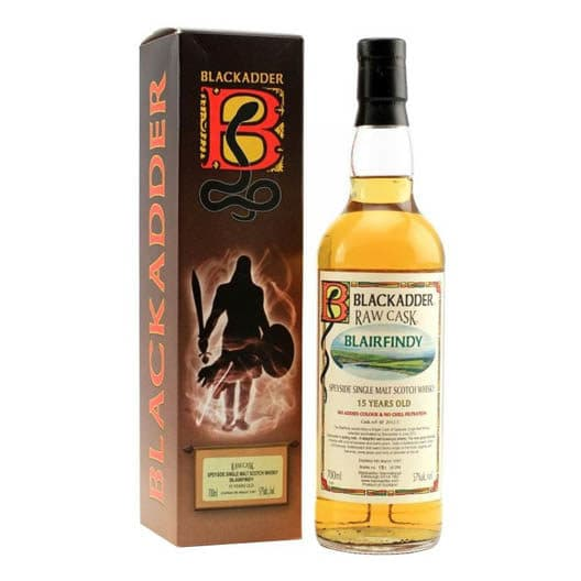 BLAIRFINDY 15 YEAR OLD 1997–2012 RAW CASK