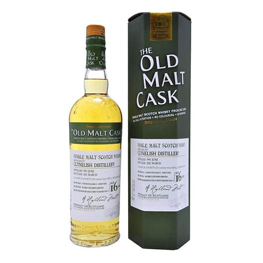 Виски CLYNELISH 16 YEAR OLDВиски CLYNELISH 16 YEAR OLD