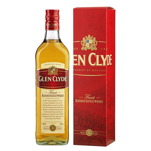 Виски GLEN CLYDE 3 YEAR OLD