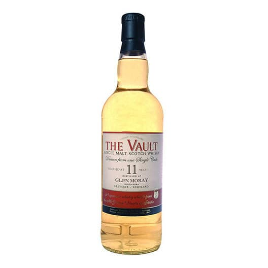Виски GLEN MORAY 11 YEAR OLD 2002–2013 THE VAULT