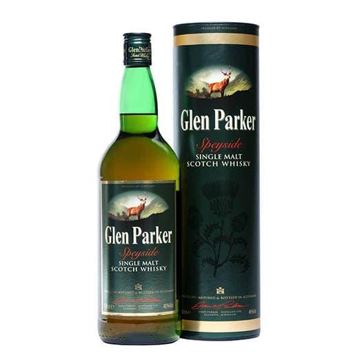 Виски GLEN PARKER SPEYSIDE