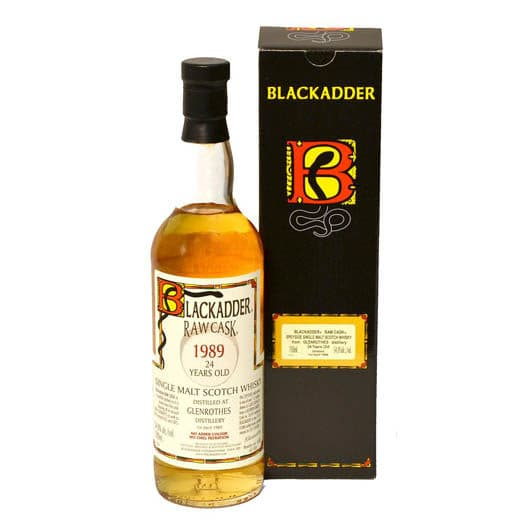 Виски GLENROTHES 24 YEAR OLD 1989–2013 RAW CASK