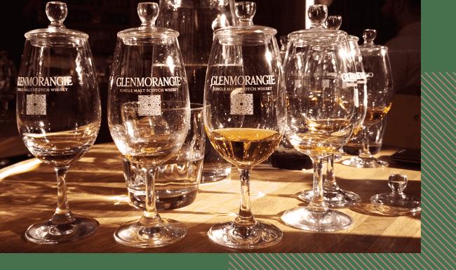 Дегустация вина виски в СПб