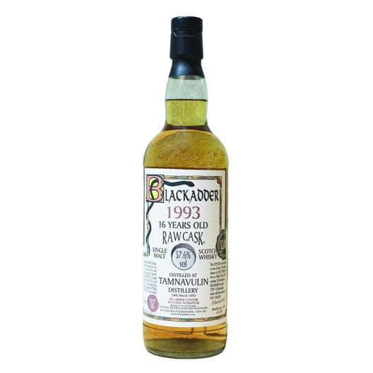 TAMNAVULIN 16 YEAR OLD 1993–2009 RAW CASK
