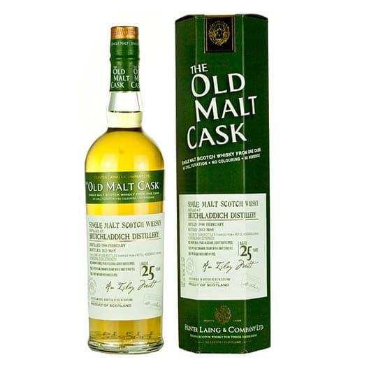 Виски Bruichladdich 25 yeas old