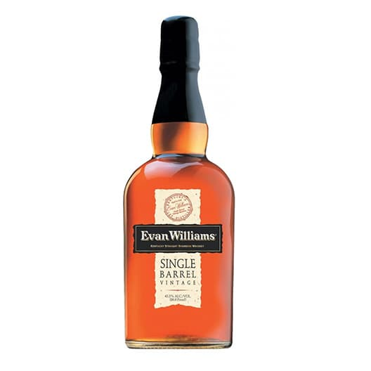 Виски Evan Williams Single Barrel 2008