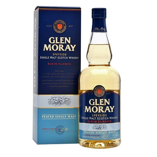 Виски Glen Moray Peated Elgin Classic