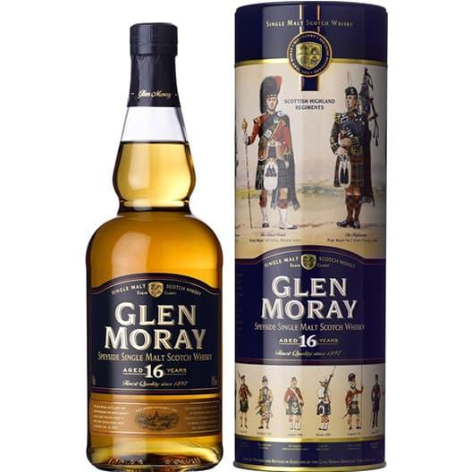 Виски Glen Moray