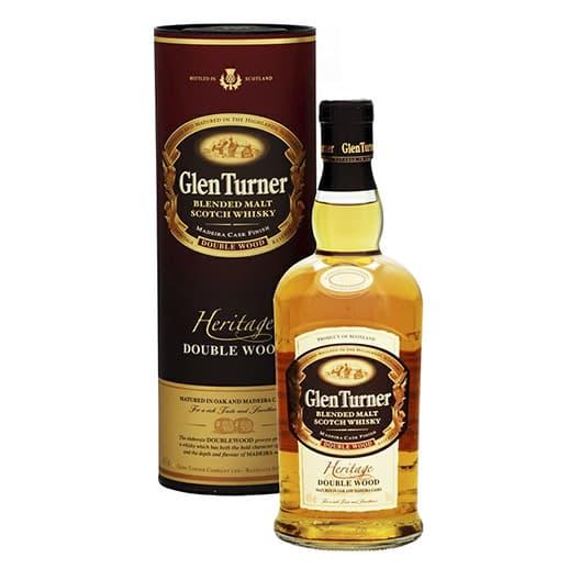 Виски Glen Turner Heritage