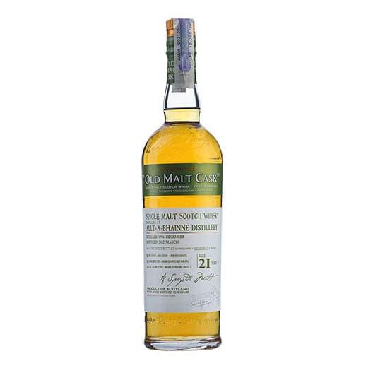 Виски ALLT-A-BHAINNE 21 YEAR OLD