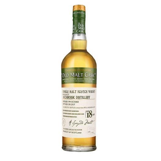 Виски AUCHROISK 18 YEAR OLD
