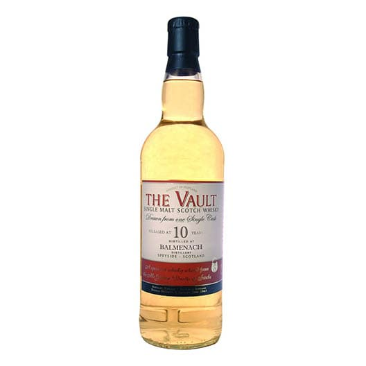 Виски BALMENACH 10 YEAR OLD