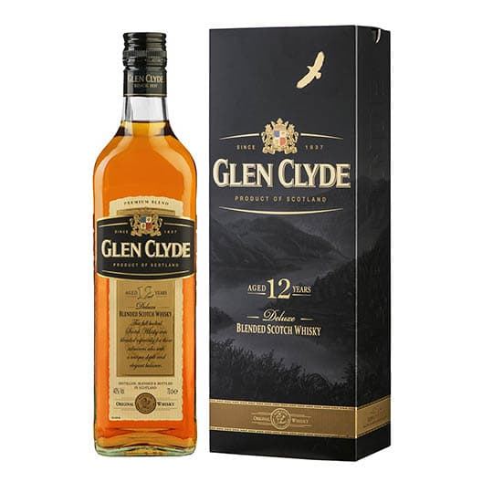 Виски GLEN CLYDE 12 YEAR OLD