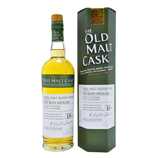 Виски GLEN KEITH 18 YEAR OLD