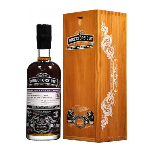 GLENCADAM 35 YEAR OLD 1977–2013 DIRECTORS' CUT