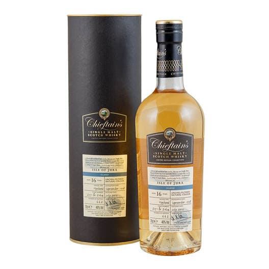 JURA IAN MACLEOD 16 YEAR OLD 1998–2015 CHIEFTAIN'S CHOICE