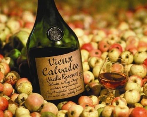Кальвадос (calvados)