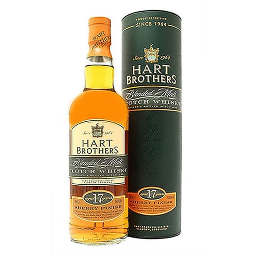 Виски HART BROTHERS SHERRY FINISH 17 YEARS OLD