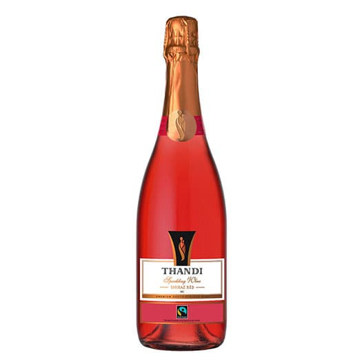 Игристое вино THANDI SPARKLING SHIRAZ RED