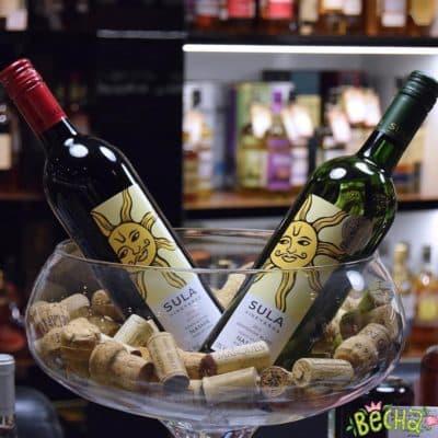 Sula Vineyards, Sauvignon Blanc и Shiraz