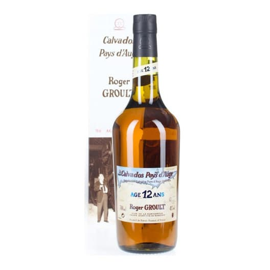 Roger Groult Calvados 12 ans d'age