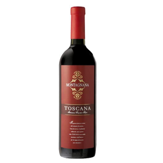 Вино Rosso Toscano IGT Montagnana