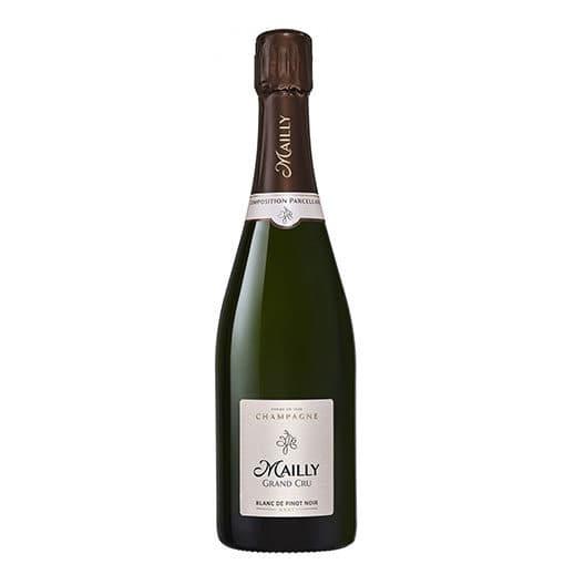 Шампанское Champagne Mailly Blanc de Noirs