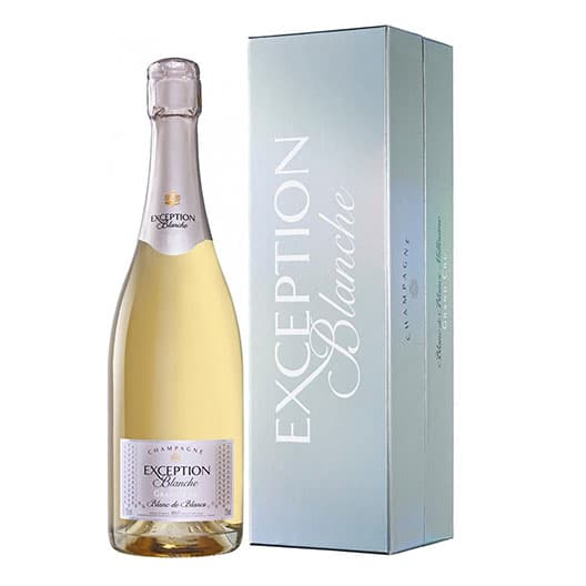 Шампанское Champagne Mailly Exception Blanche Grand Cru Blanc de Blancs