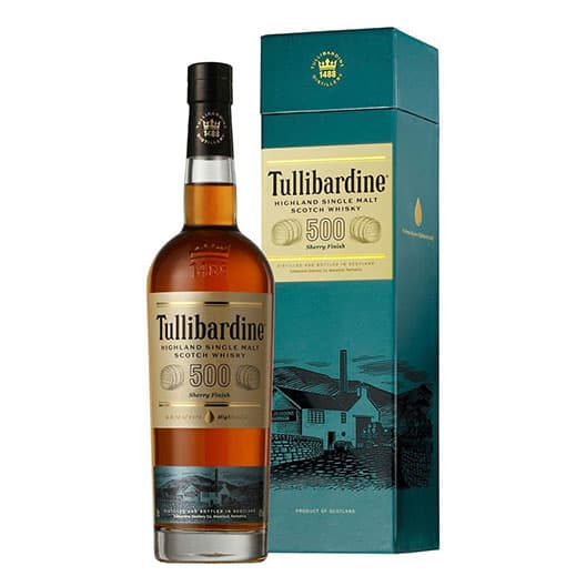Виски TULLIBARDINE 500 SHERRY FINISH