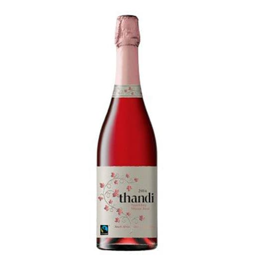 Вино Thandi Shiraz Rose Sparkling NV