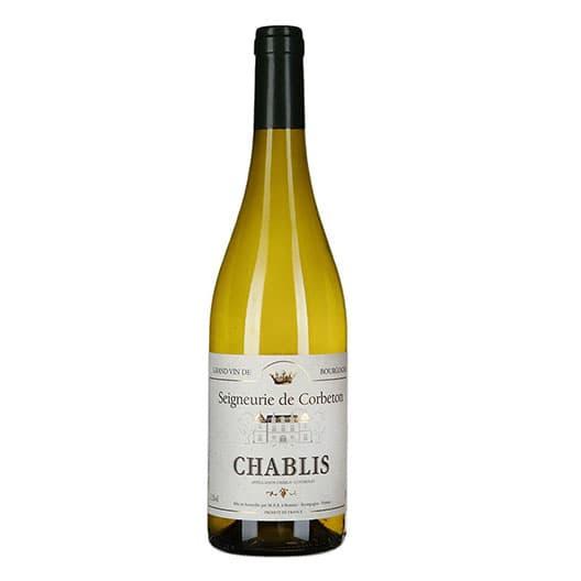 Вино Albert Bichot Seigneurie de Corbeton Chablis AOC 2015