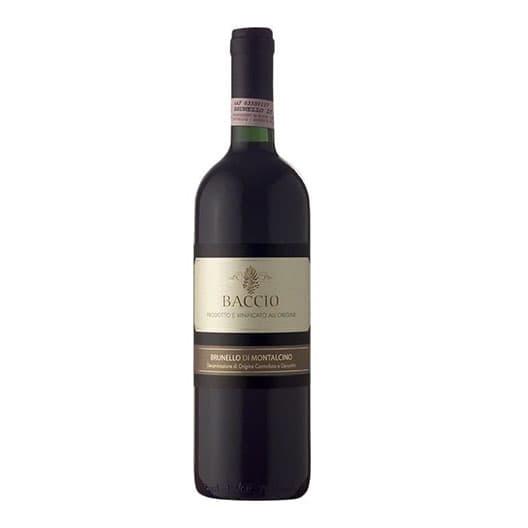 Вино Baccio Brunello di Montalcino