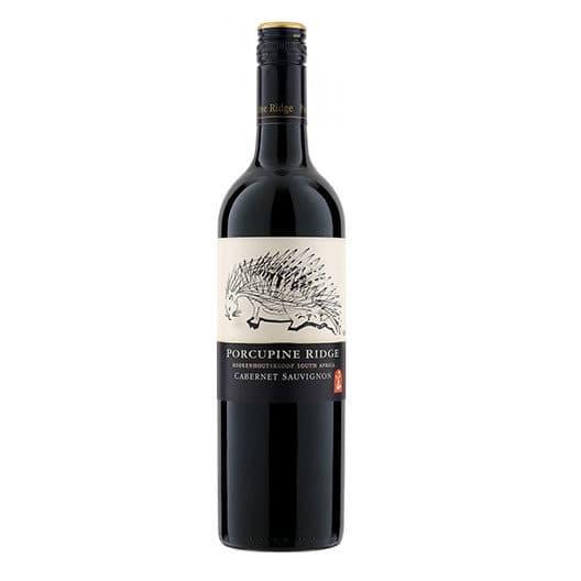 Вино Boekenhoutskloof Porcupine Ridge Cabernet Sauvignon