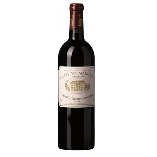 Вино Chateau Margaux Margaux AOC Premier Grand Cru Classe 2012