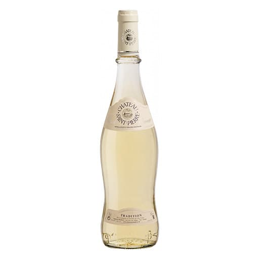 Вино Chateau Saint-Pierre Tradition Cotes de Provence AOC Blanc 2016