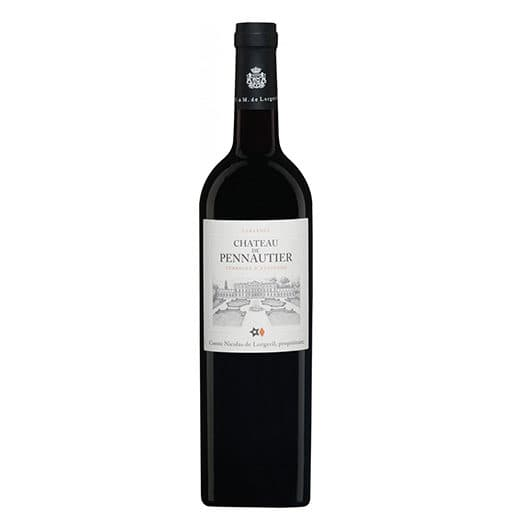 Вино Chateau de Pennautier Terroirs d'Altitude Cabardes AOC 2011