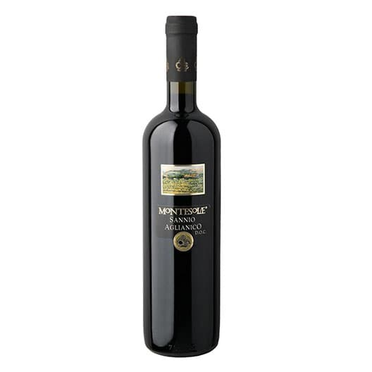 Вино Colli Irpini Montesole Sannio Aglianico DOC 2011