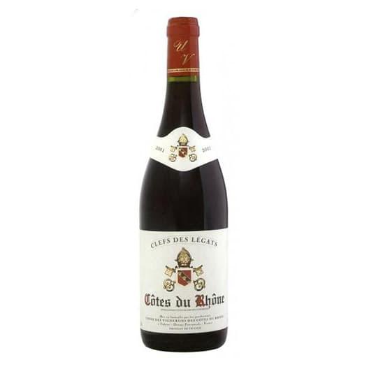Вино Cotes du Rhone Clefs de Legats AOC